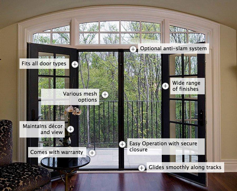 Door Legacy Features